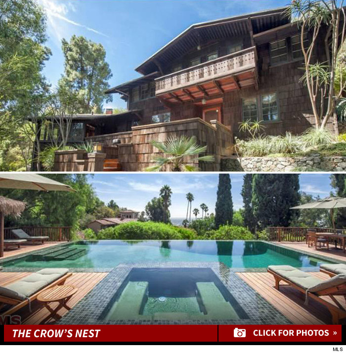 Sheryl Crow Sold Home
