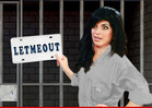 Teresa Giudice -- No Poussey For You In Prison!