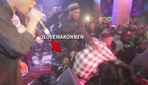 iLoveMakonnen -- 'Tuesday' Rapper Beat Up On Tuesday (VIDEO) ... Attacker Identified and Punished