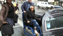 Bravo Star Melyssa Ford -- Still in Major Pain After Bottle Blow to Head