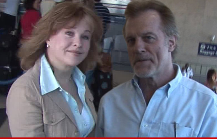 Stephen collins wife he s unemployable because he s a pedophile