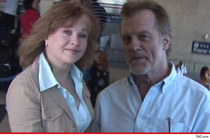 Stephen Collins Wife Released Recording