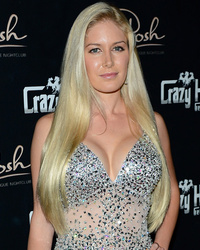 Heidi Montag Hits First Red Carpet Since