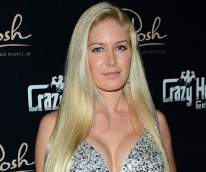 Heidi Montag Hits First Red Carpet Since Breast R