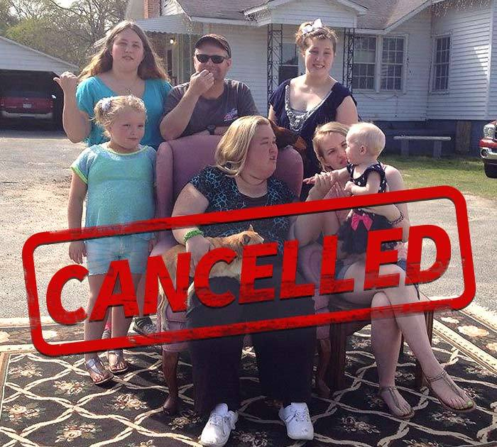 TLC Cancels 'Honey Boo Boo' … After June Dates Child Molester