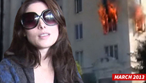Ashley Greene -- Building Manager Says Crack Pipe Found After Fire