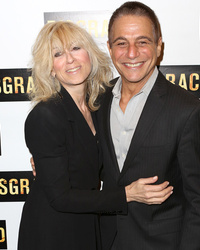 """Who's the Boss"" Reunion! Tony Danza and Judith Light Hit the Red Carpet Together"
