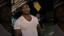 Ex-NFL Star Thomas Jones -- Partiers Can't Be Winners ... In the NFL