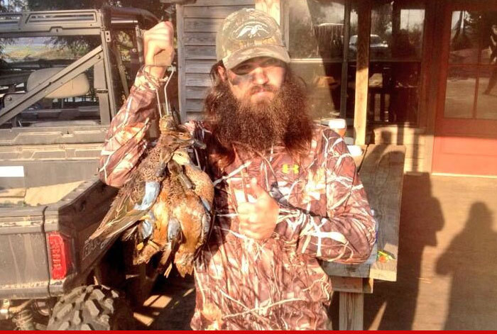 'Duck Dynasty' Star Jep Robertson – SUFFERS SEIZURE … During Deer Hunting Trip