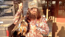 'Duck Dynasty' Star Jep Robertson - SUFFERS SEIZURE ... During Deer Hunting Trip