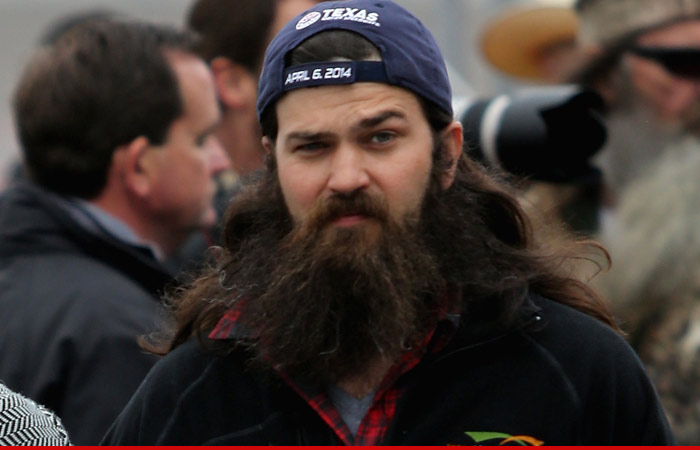 Jep Robertson Leaves Hospital