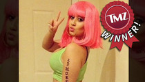 TMZ's Sexy Halloween Costume Contest -- WINNER!
