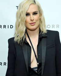 Rumer Willis Denies Plastic Surgery Rumors, Says She's Open To