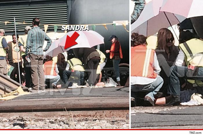 Sandra Bullock Helps Extra
