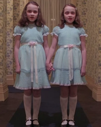 "The Grady Twins from ""The Shining"" -- See Them 35 Years Later!"