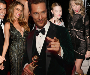 Golden Globe Awards: See All the After-Party Pics!