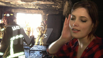 Ashley Greene Fire -- No Crack Pipe Or Arson Evidence