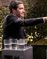 Jake Gyllenhaal Gets Soaked in Water War With Jimmy Fallon!