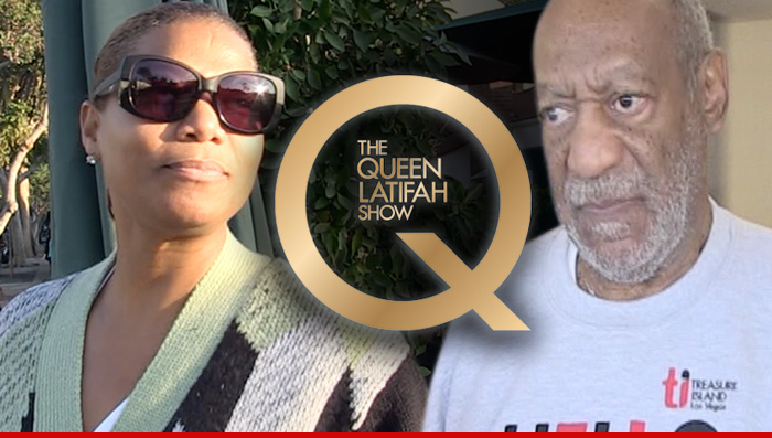 Queen Latifah CANCELS Bill Cosby Interview … After Rape Allegations Resurface