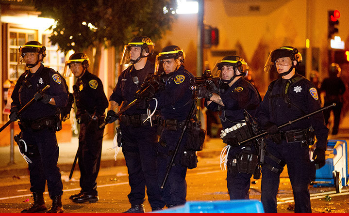 San Francisco Police — 40 TOTAL Arrests, 2 People Shot In World Series Madness