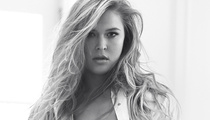 Ronda Rousey Goes Topless, Shows Off Super Sexy Side for Buffalo Pro