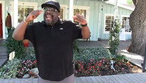 Cedric the Entertainer -- San Francisco Giants Owe Kim Kardashian & Kanye West for World Series Win