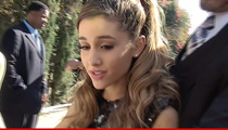 Ariana Grande -- Stop Sending Me Gifts ... OR ELSE