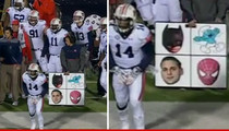 Jonah Hill & SpiderMan -- Guide Auburn to Victory ... Again