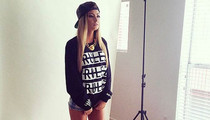 Johnny Manziel -- Hot Girlfriend Scores Modeling Gig