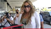 Mariah Carey -- It Takes a Village Bank To Pretty Her Up