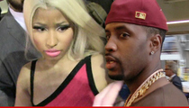 Nicki Minaj -- Bad Case of the Benz ... Smashes Up BF's Mercedes