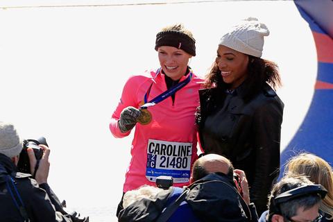 Famous new york city marathon runners photo 6 for Tmz tour new york city