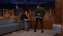 Madison Bumgarner -- Hey Jimmy Fallon ... Here's a Pair of My Undies!