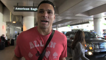 Tony Gonzalez -- I DON'T WANNA COACH ... 'Waste Of My Time'