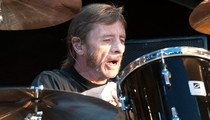 AC/DC Drummer Phil Rudd -- Arrested for Dirty Deeds ... Attempted Murders-for-Hire