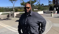 Suge Knight Turns Himself in to Face Robbery Case
