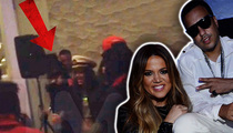Khloe Kardashian & French Montana -- Back on Their GRIND