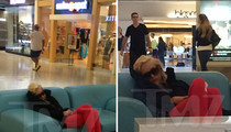 Amanda Bynes -- Crashes at L.A. Shopping Mall