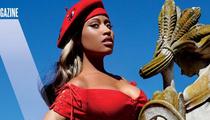 "Nicki Minaj Stuns In V Magazine, Says ""I Love Women Who Take Control"""