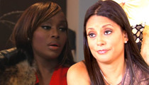 'Married To Medicine' Fight -- Revelations of Shady Pasts Lead to Violent Fight