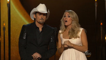 Carrie Underwood at CMAs -- Suck It, Mr. President!!!