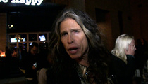 Steven Tyler -- If I Read Joe Perry's Book ... It's Gonna Be War (VIDEO)