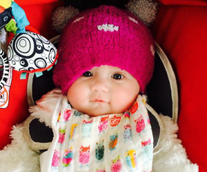 "Kelly Clarkson Posts New Pic Of Baby River, Wants to Squeeze Her ""Little Cute Face Off"""