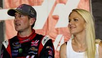 Kurt Busch -- I Did NOT Choke My Ex-GF