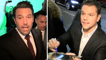 Ben Affleck -- I Like Derek Jeter ... Even Though He's the Enemy