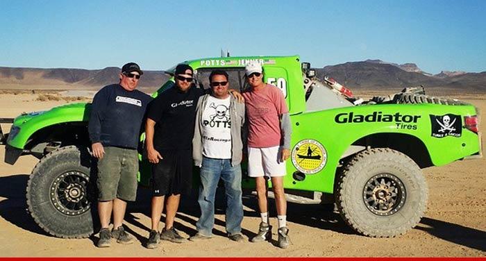 Bruce Jenner Baja 1000
