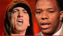 Eminem -- I'll Punch Lana Del Rey ... Like Ray Rice