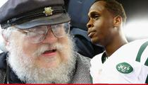 'Game of Thrones' Creator -- Geno Smith Sucks