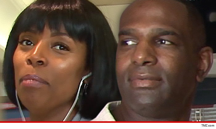 Tasha Smith Husband Restraining Order