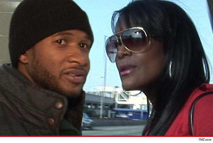 Usher Stolen Sex Tape On the Black Market
